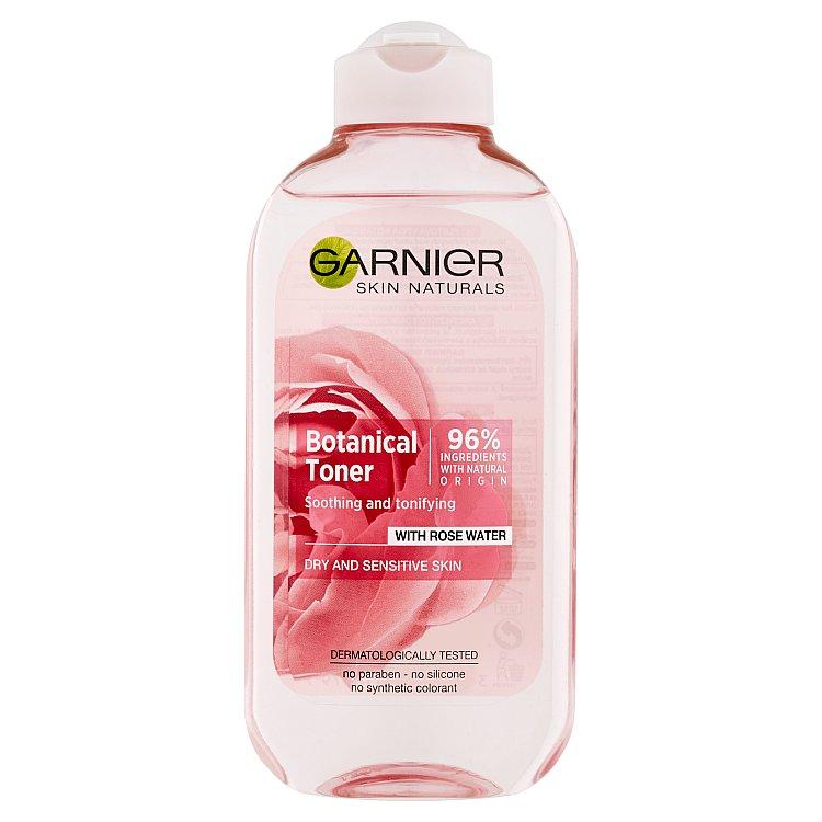 Fotografie Garnier Zjemňující pleťová voda Essentials 200 ml