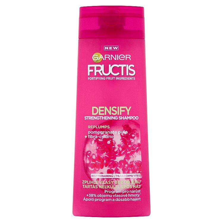 Fotografie Garnier Posilující šampon Fructis Densify 250 ml