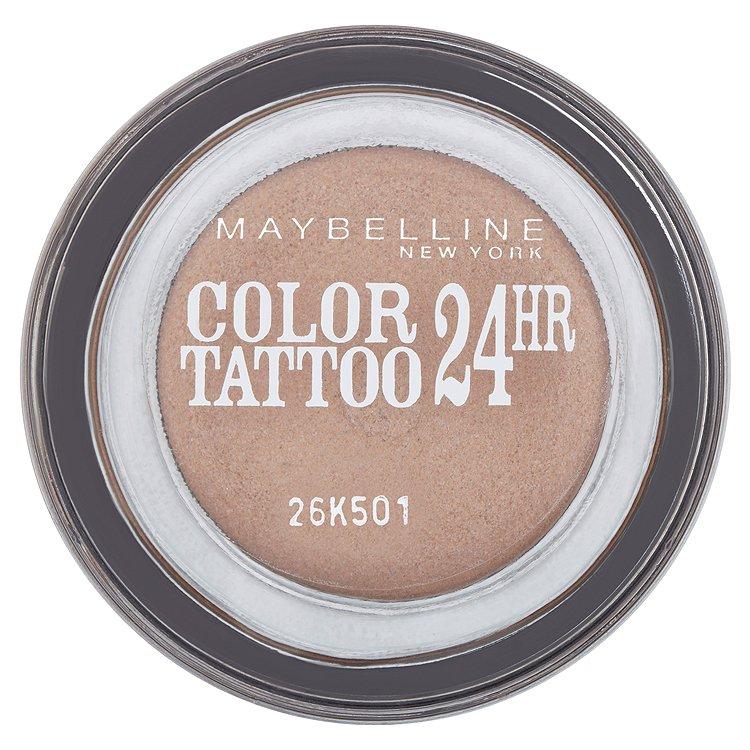 Maybelline oční stíny Color Tattoo 24hr On and On Bronze 35