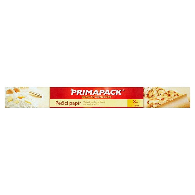 PrimaPack pečící papír oboustranně nepřilnavý pro snadné pečení 8 m x 38 cm