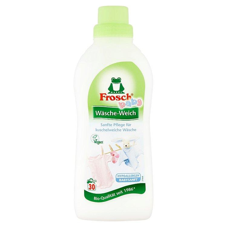 Fotografie Frosch Eko hypoalergenní máchadlo na kojenecké a dětské prádlo 750 ml