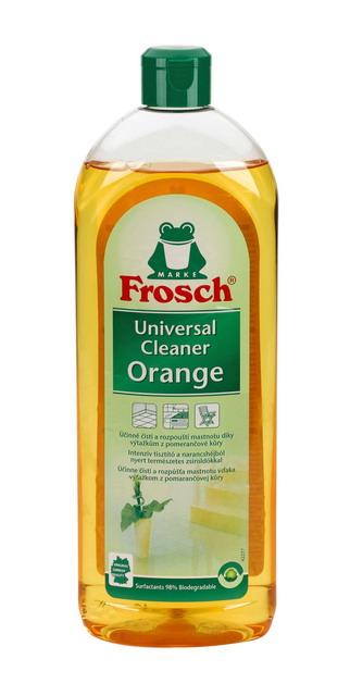 Frosch univerzální čistič, pomeranč 750 ml