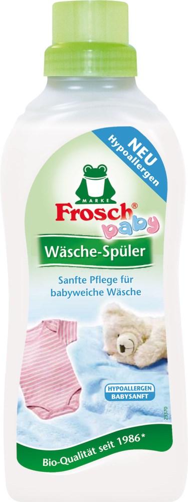 Frosch Eko hypoalergenní máchadlo na kojenecké a dětské prádlo 750 ml