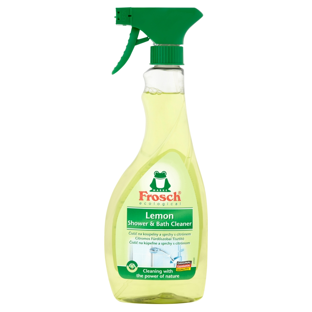 Frosch čistící prostředek na koupelny a sprchy citrus 500 ml