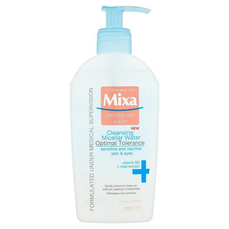 Mixa Sensitive Skin Expert, micelární pleťová voda 200 ml
