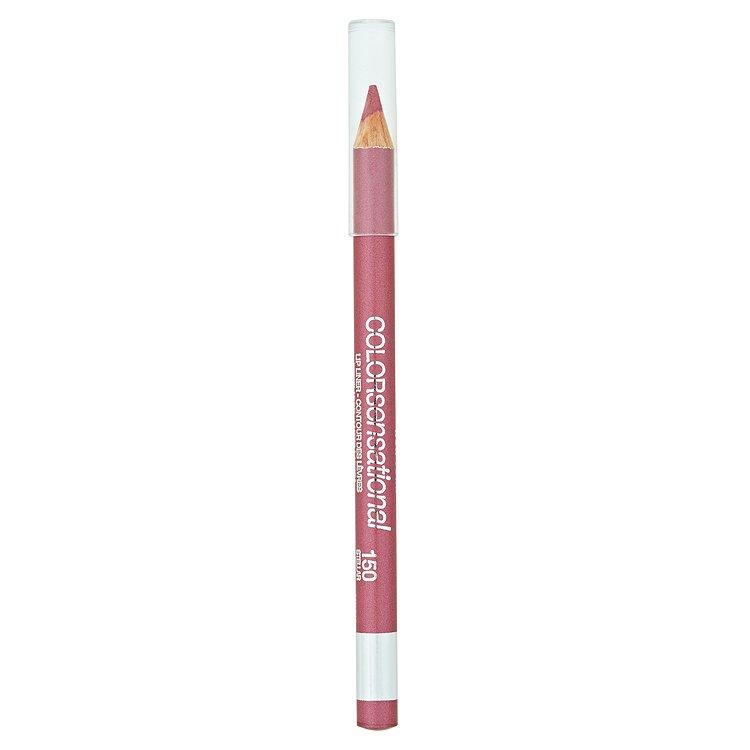 Maybelline Color Sensational, tužka na rty Stellar Pink 150