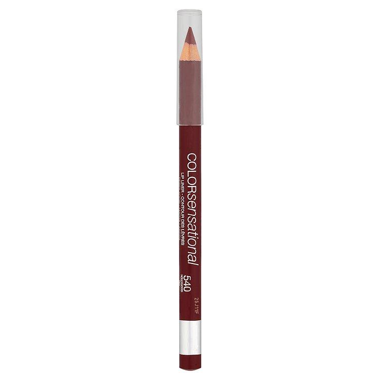 Maybelline Color Sensational, tužka na rty Hollywood Red 540