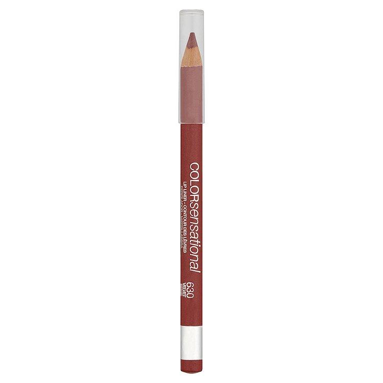 Maybelline Color Sensational, tužka na rty Velvet Beige 630