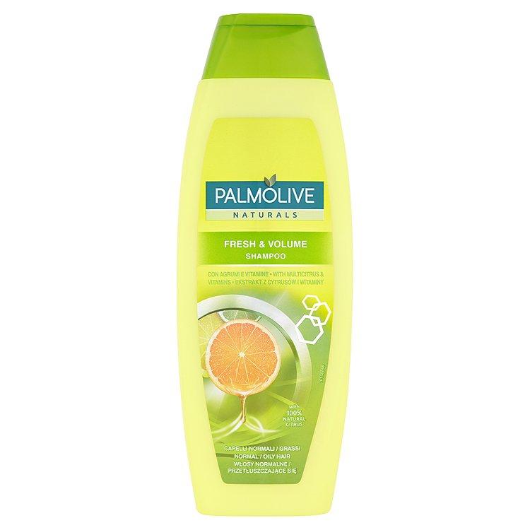Fotografie Palmolive Naturals Fresh & Volume šampon 350 ml