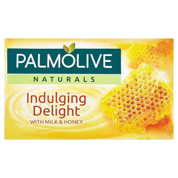 Fotografie Palmolive Naturals Indulging Delight Tuhé mýdlo 90 g