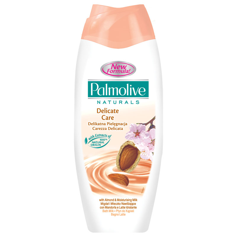 Palmolive Naturals Almond Milk pěna do koupele 500 ml