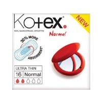 Fotografie KOTEX® Ultra Normal 16 ks/bal.
