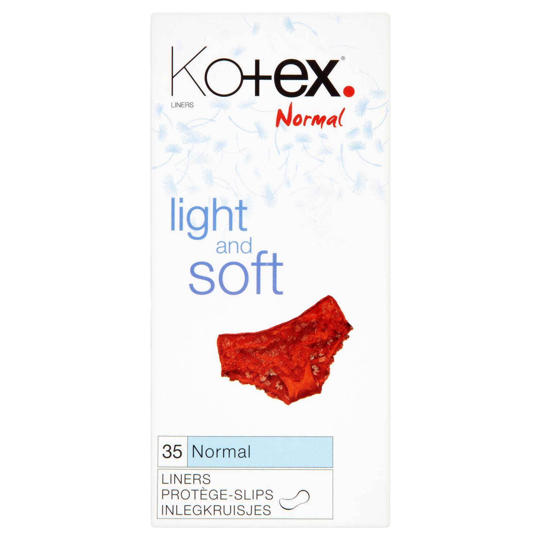 KOTEX® Liners Normal 35 ks/bal.