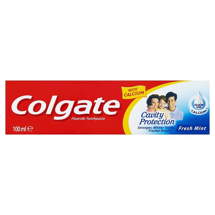 Fotografie Colgate Cavity Protection zubní pasta 100 ml