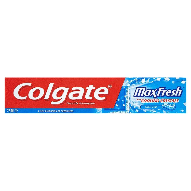 Colgate Max Fresh Cool Mint Zubní pasta 75ml 75 ml