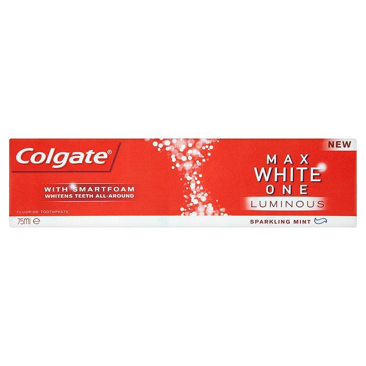 Colgate Max White One Luminous Zubní pasta 75 ml