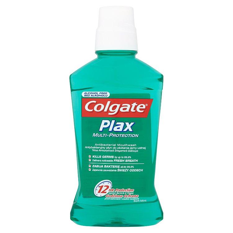 Fotografie Colgate Plax Multi-Protection ústní voda 500 ml