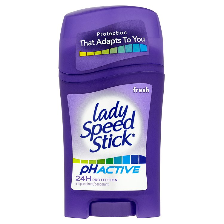 Lady Speed Stick pH Active Fresh antiperspirant 45 g