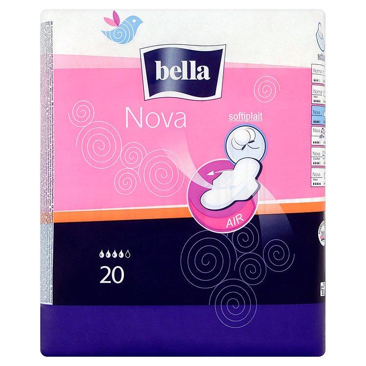 Fotografie Bella Nova hygienické vložky 15 + 5 ks