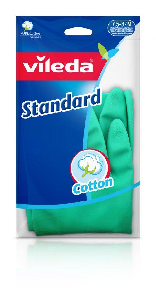 Vileda Standard rukavice pro domácnost, S 1 ks
