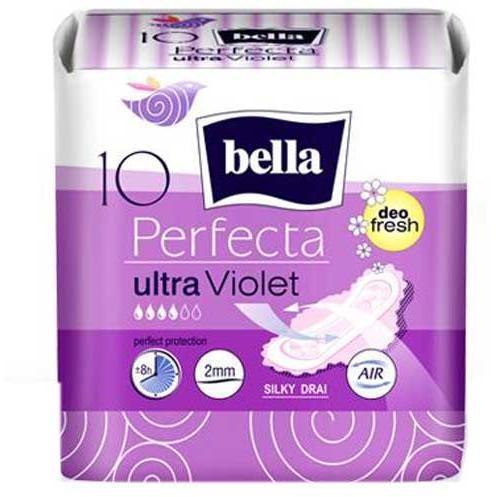 Bella Perfecta Ultra Violet hygienické vložky 10 ks / balení