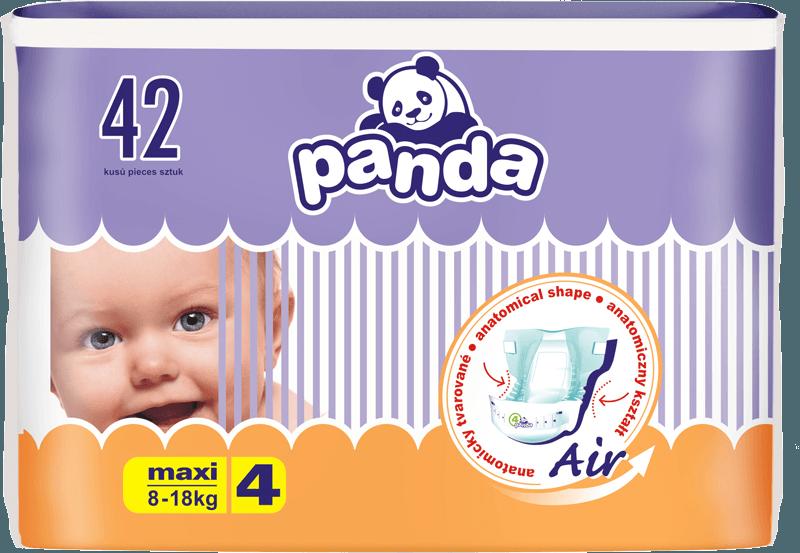 Fotografie Panda Maxi 42 ks