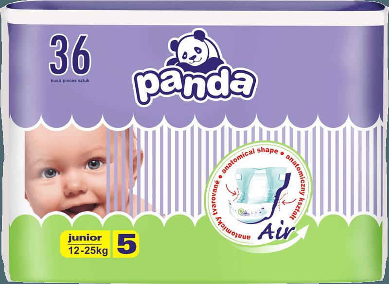 Panda Junior 36 ks