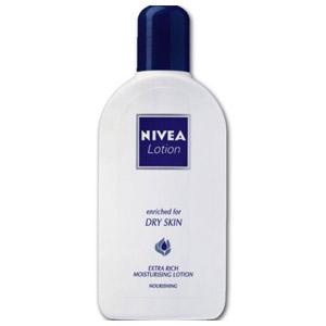 Nivea Lotion tělové mléko pro suchou pokožku 250 ml