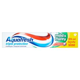 Fotografie Aquafresh Mild&Minty zubní pasta 125 ml