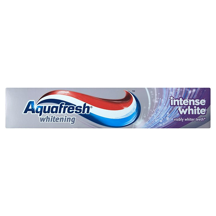Aquafresh Whitening intense white zubní pasta 100 ml