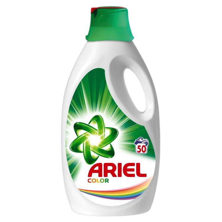 Ariel Color tekutý prací prostředek, 50 praní 3,25 l