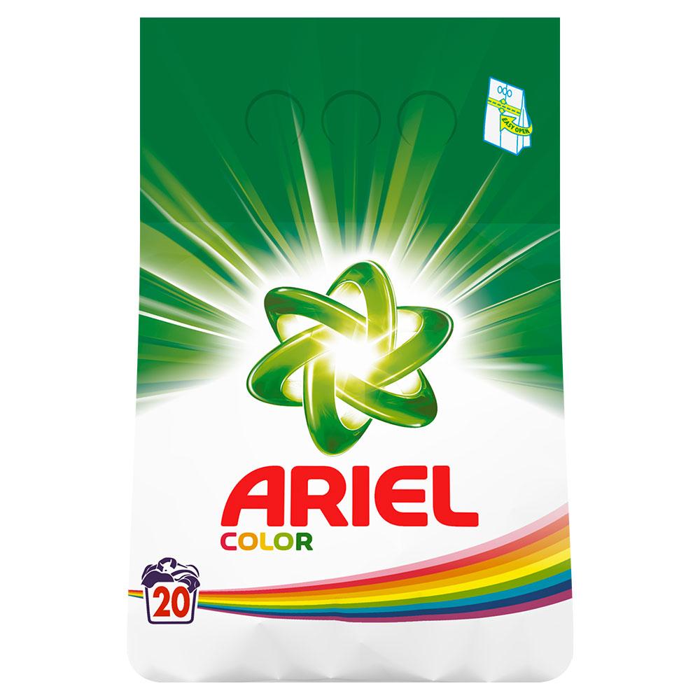 Ariel Color prací prášek, 20 praní 1,5 kg