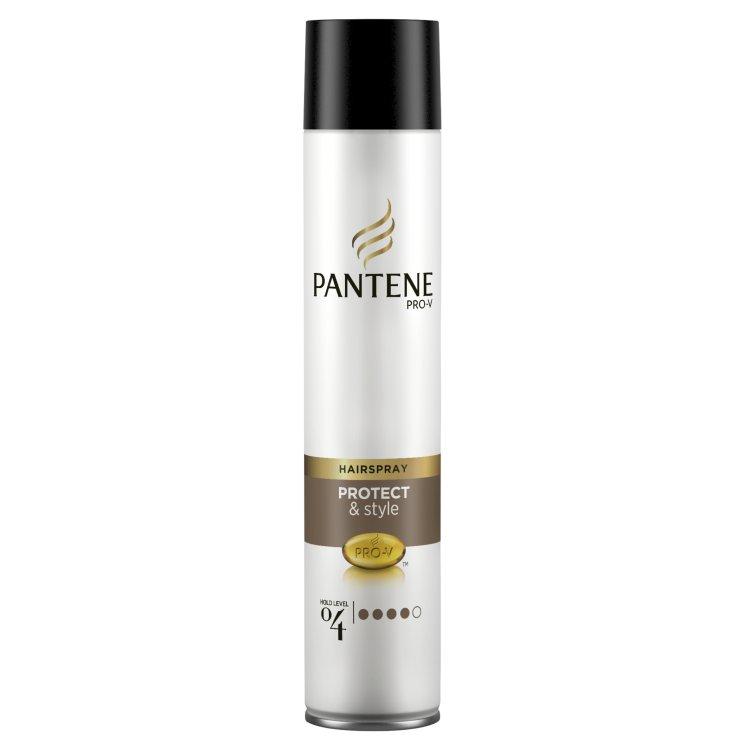 Pantene Pro-V Style & schutz pěnové tužidlo na vlasy 200 ml