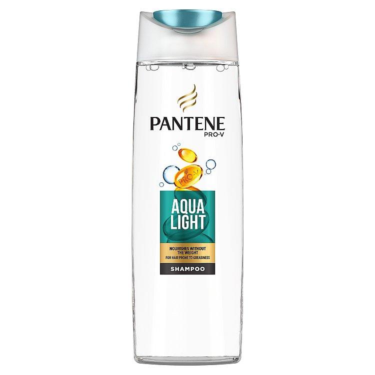 Fotografie Pantene Pro-V Aqualight šampon 400 ml