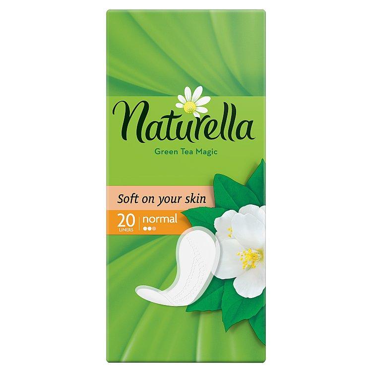 Fotografie Naturella Green Tea Magic Normal daily intimky 20 ks/bal.