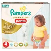 Pampers Premium Care plenkové kalhotky 4 Maxi, 9-14 kg 22 ks
