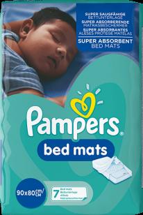 Pampers podložky do postele 90 x 80 cm 7 ks