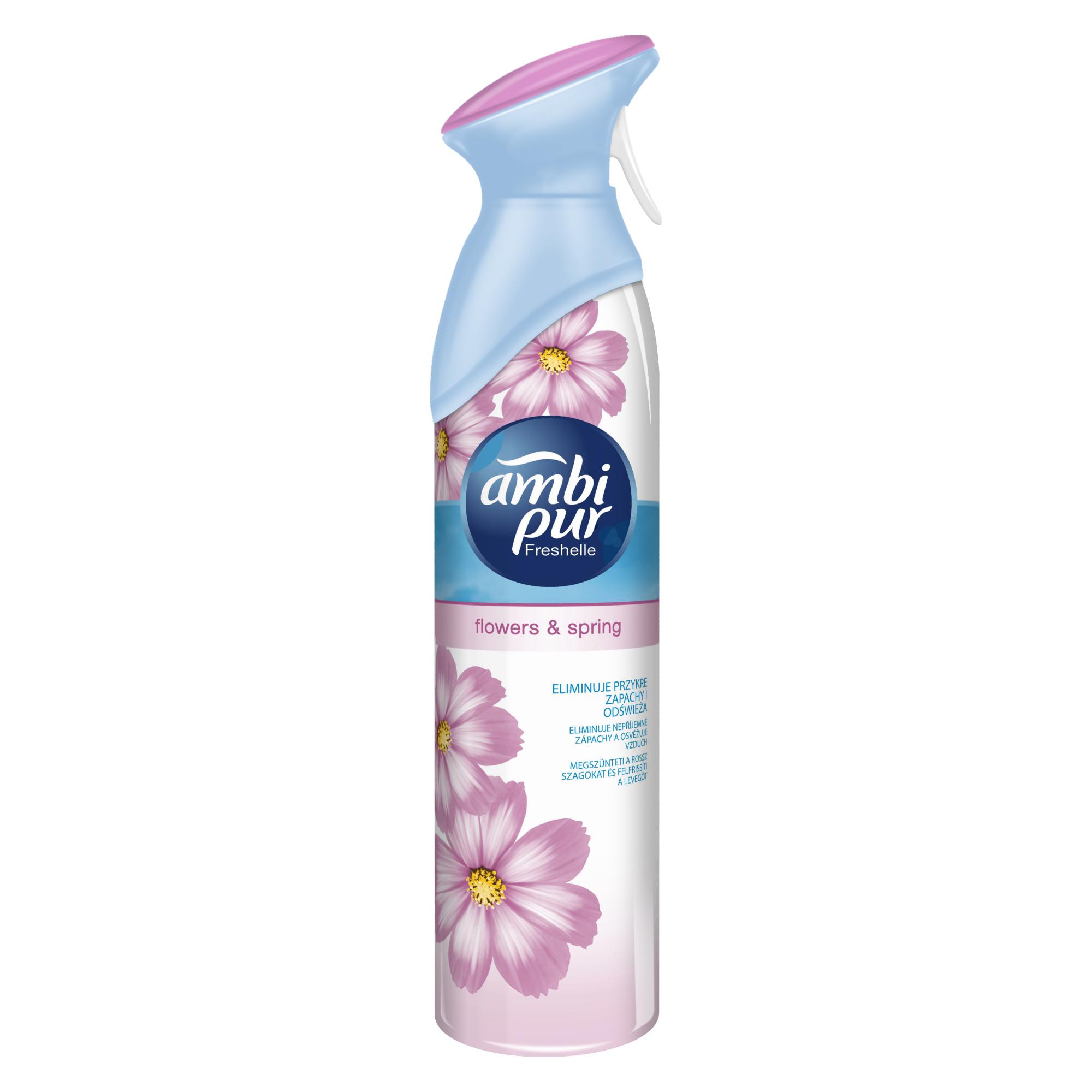Ambi Pur Osvěžovač vzduchu květiny a jaro 300 ml