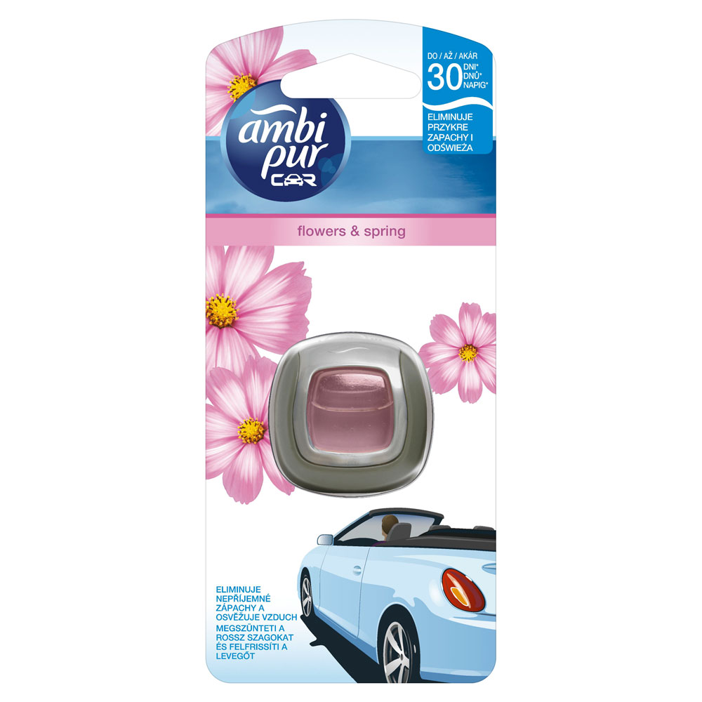 Ambipur Car Flowers&Spring 2 ml