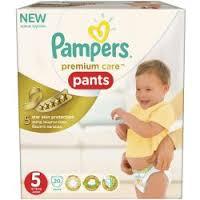 Pampers Premium Care plenkové kalhotky 5 Junior, 12-18 kg 20 ks