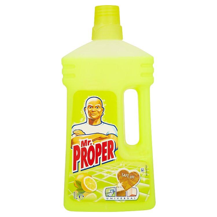 Mr. Proper univerzální čisticí prostředek, citron 1 l