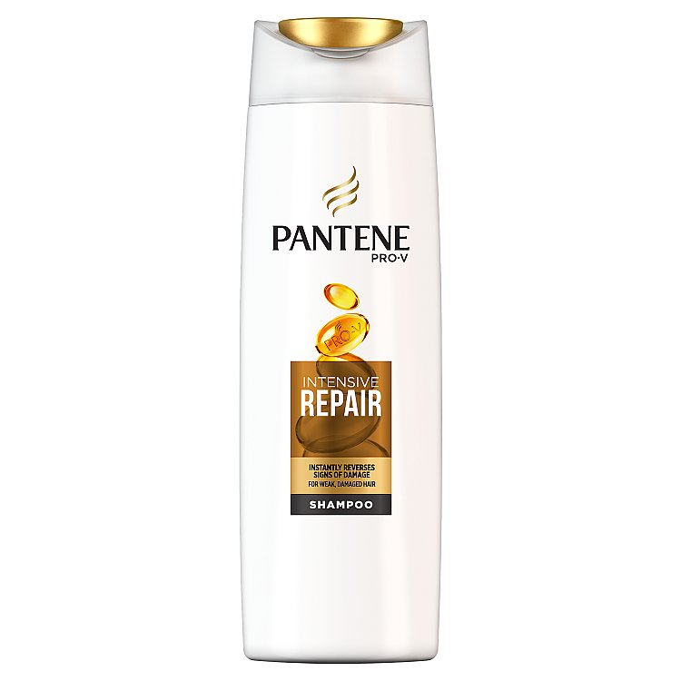 Fotografie Pantene Pro-V Intensive Repair hydratace a ochrana šampon na vlasy 250 ml
