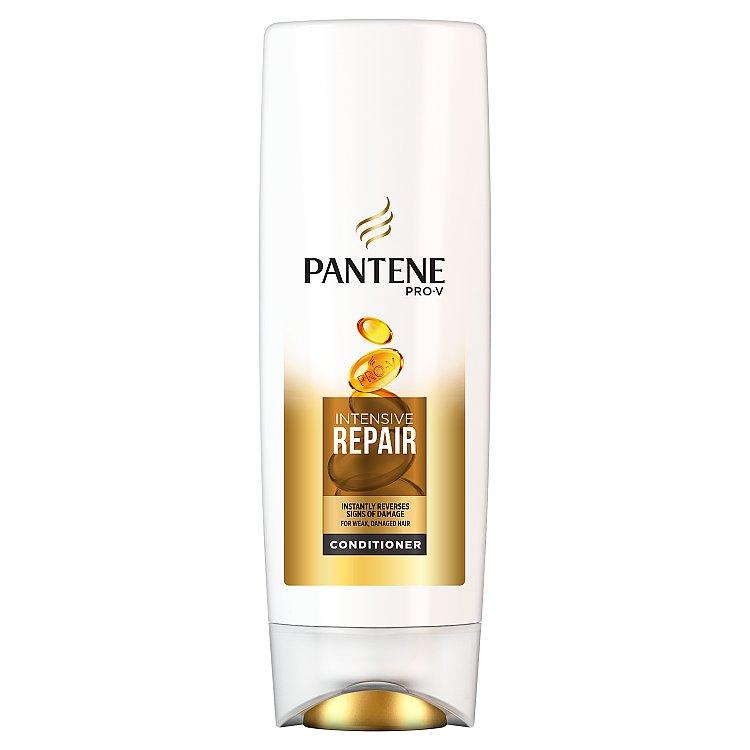 Fotografie Pantene Pro-V Intensive repair balzám pro hydrataci suchých a poškozených vlasů 200 ml