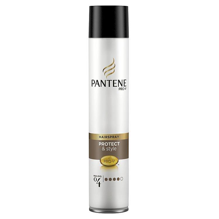 Fotografie Pantene Pro-V Style & schutz pěnové tužidlo na vlasy 200 ml