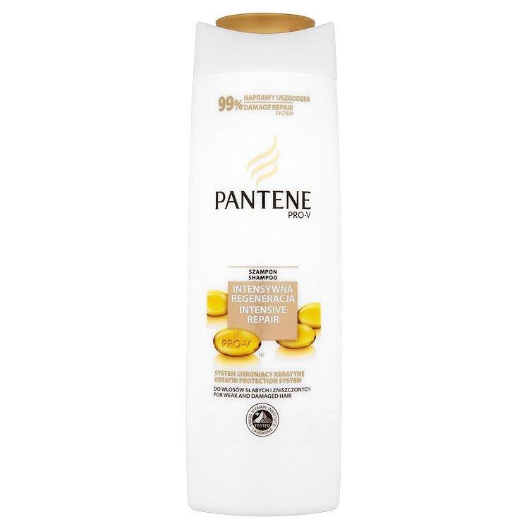 Pantene Pro-V Intensive repair šampon pro oslabené a poškozené vlasy 400 ml