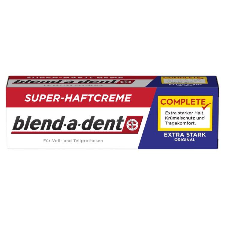 Blend-a-Dent fix krém na zubní náhradu Regular 47 g