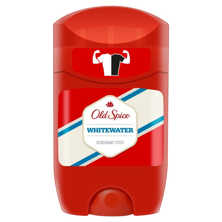 Fotografie Old Spice Whitewater deostick 50 ml