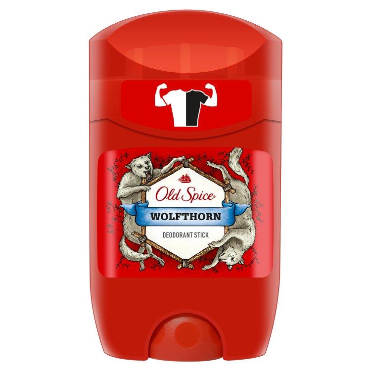 Fotografie Old Spice Wolfthorn tuhý deodorant 50 ml