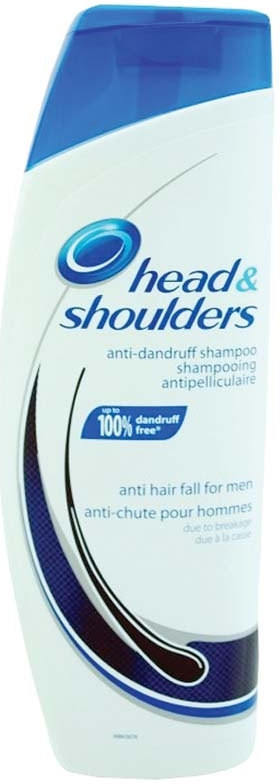 Fotografie Head&Shoulders Anti-Hairfall for men 400 ml