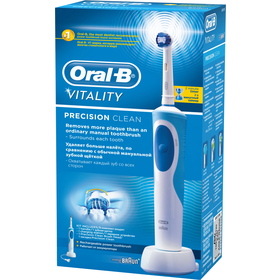 Fotografie Oral-B Vitality CrossAction bílý